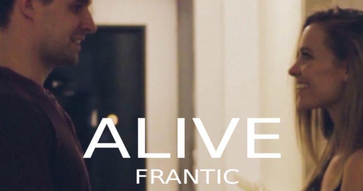 Singlerelease: frantic - alive
