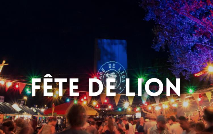 Fête de Lion am 28./29. August 2020